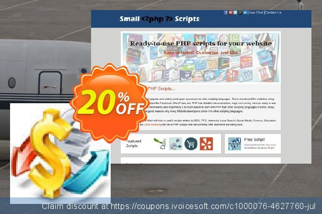Currency Converter Script discount 10% OFF, 2020 April Fools' Day offer