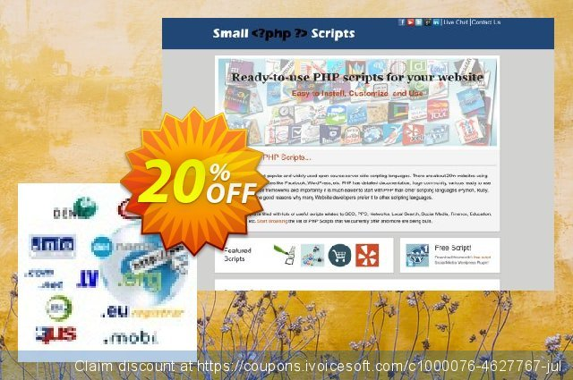 Domain Name Generator Script discount 10% OFF, 2020 Spring offering sales