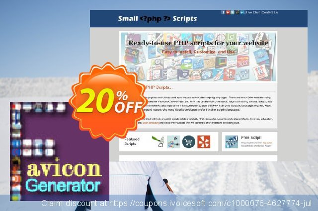Favicon Generator Script discount 10% OFF, 2019 Back to School shopping deals