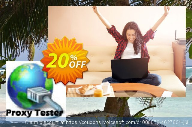 Proxy Checker Script discount 10% OFF, 2020 Happy New Year offer