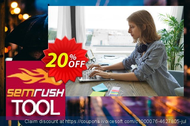 Semrush Api Script discount 10% OFF, 2020 American Independence Day offering sales