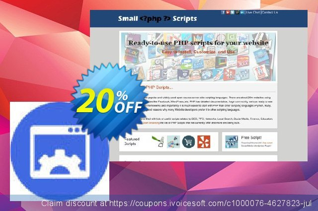 Website Analysis Script discount 10% OFF, 2020 January offering sales