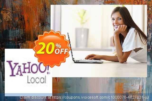 Yahoo Local Listings Extractor Script discount 10% OFF, 2020 Spring offering sales