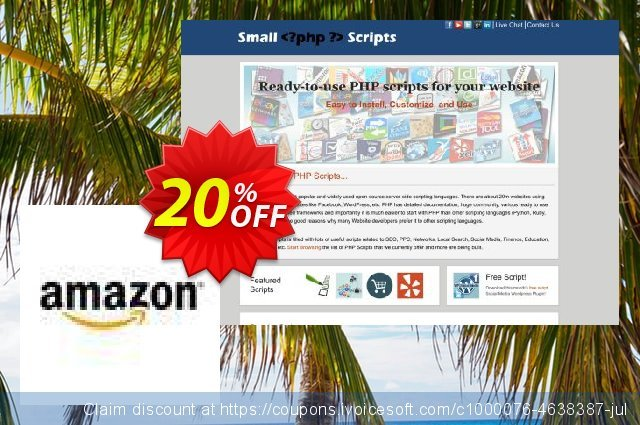 Amazon Affiliate Search Engine Script  굉장한   촉진  스크린 샷