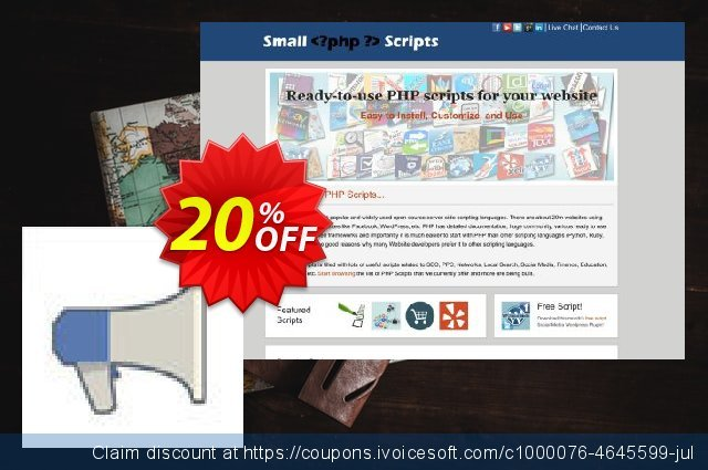 Facebook Ads Preview Script discount 10% OFF, 2020 Back to School promo offering discount