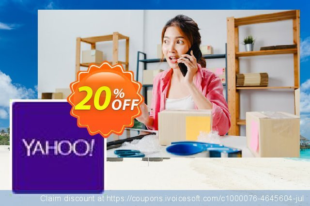 Yahoo Suggest Script discount 10% OFF, 2020 Back to School offer offering sales