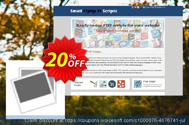 Photo Exif Data Remover Script discount 10% OFF, 2019 Halloween promo sales