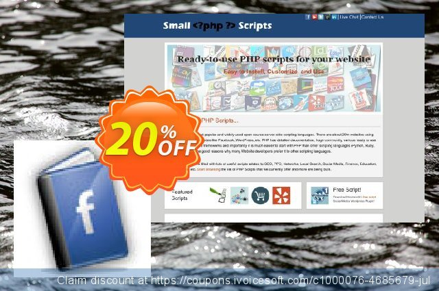 Facebook Pages Search Script discount 10% OFF, 2020 Spring offering sales