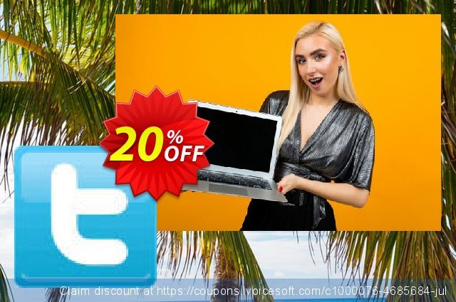 Twitter Users Search Script discount 10% OFF, 2020 April Fools' Day offering sales