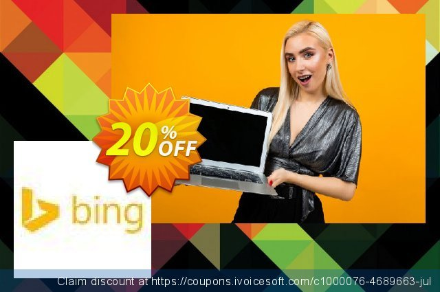 Bing Search Api Script discount 10% OFF, 2020 Back to School coupons promo sales