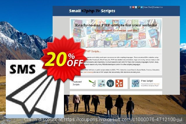 Global Sms Sending Script discount 10% OFF, 2020 Kiss Day promotions