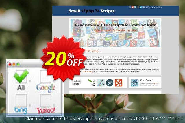 Url Submit Script discount 10% OFF, 2020 New Year offering sales