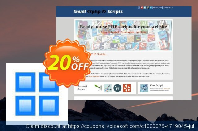 Similar Website Search Script discount 10% OFF, 2020  Lover's Day offering sales