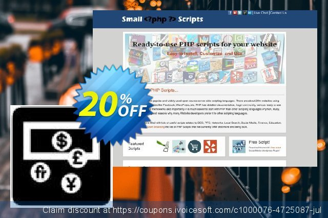 Forex Currency Pair Rates Script discount 10% OFF, 2020 Back to School deals offering sales