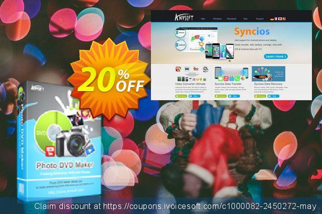 Photo DVD Maker Pro. 最佳的 促销销售 软件截图