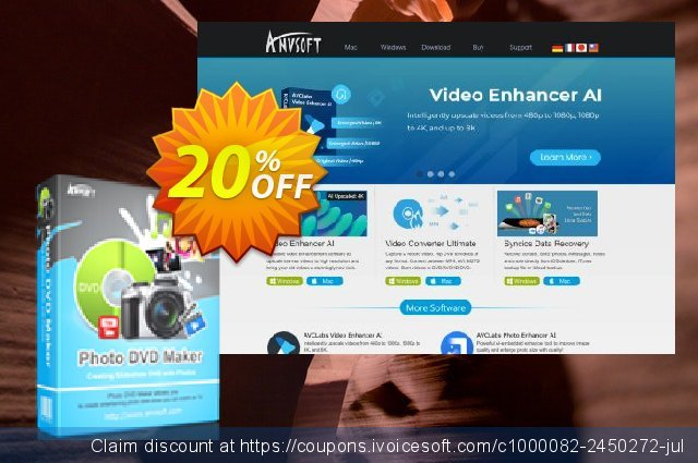 Photo DVD Maker Pro. discount 20% OFF, 2021 Happy New Year deals