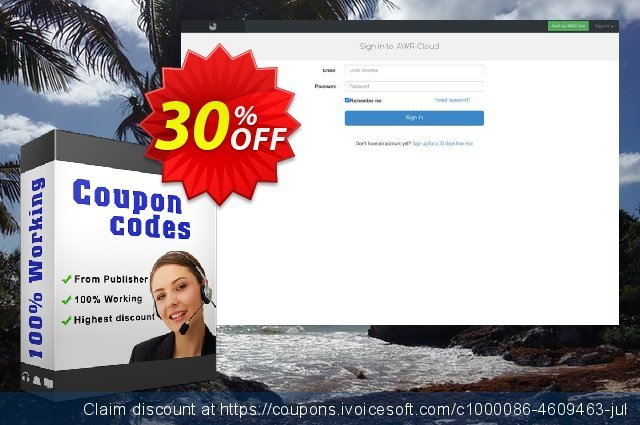 AWRCloud Enterprise Plus 260 discount 30% OFF, 2019 Xmas Day promo