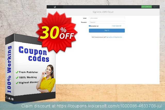 AWRCloud Enterprise Plus 940 discount 30% OFF, 2019 Halloween promo sales