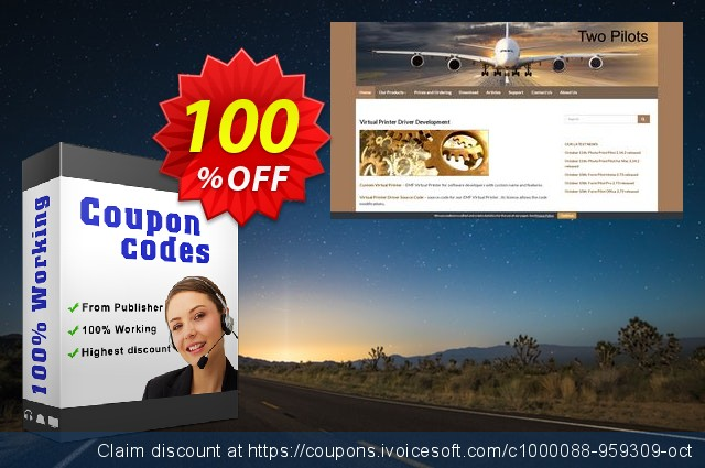 Wire Pilot discount 100% OFF, 2019 Black Friday offering sales