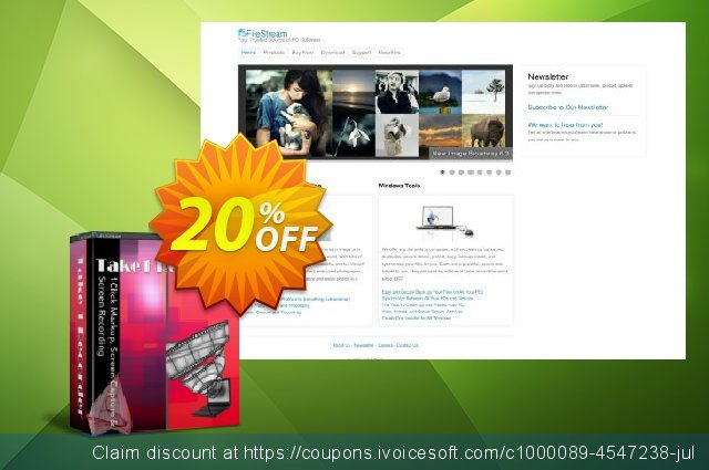 FileStream Take-1 Recorder discount 20% OFF, 2019 Halloween offering sales