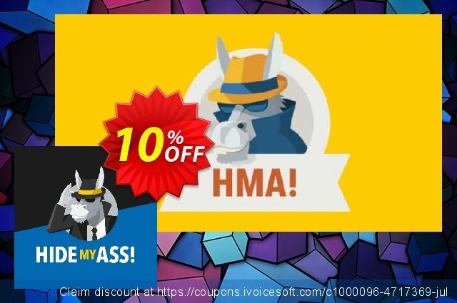 Hidemyass Business VPN (30 Devices) discount 10% OFF, 2020 Halloween offering sales