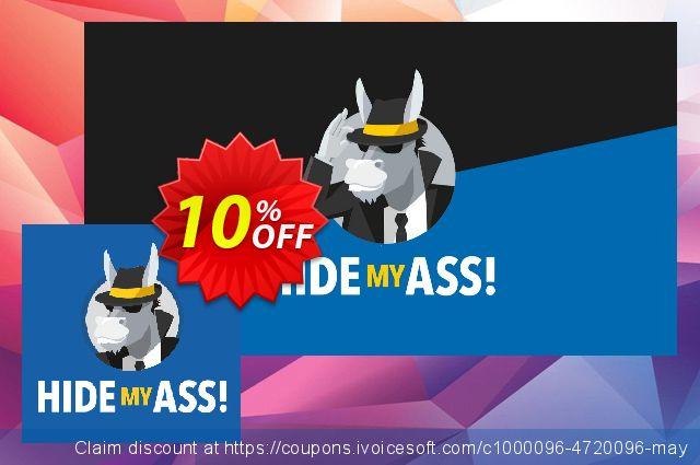 Hidemyass 6 Months discount 10% OFF, 2020 Halloween sales