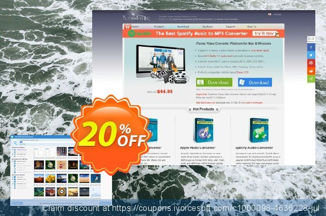 Syncios Data Recovery for Windows discount 20% OFF, 2020 Halloween offering sales