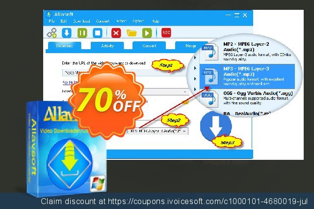 Allavsoft (1 Year) discount 58% OFF, 2021 Magic Day offering sales. 58% OFF Allavsoft (1 Year) Dec 2021