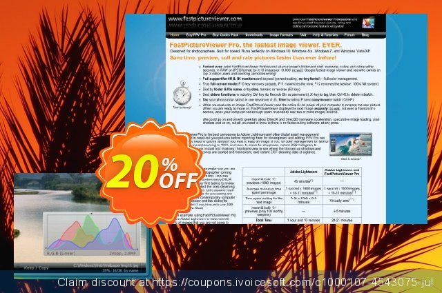 FastPictureViewer Professional discount 20% OFF, 2020 Spring offering deals
