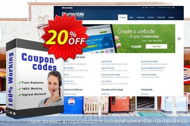 Program Protector 4 Family discount 20% OFF, 2020 July 4th promo