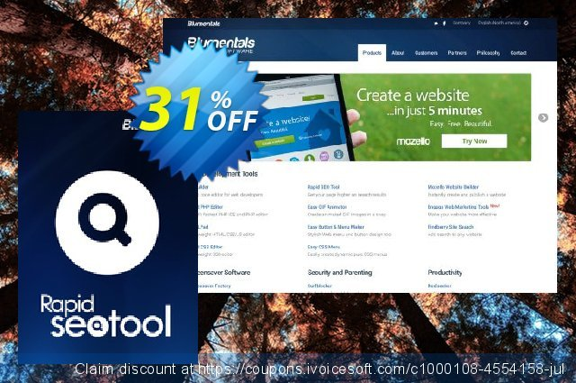 Rapid SEO Tool 2 Enterprise discount 31% OFF, 2020 Working Day offering sales