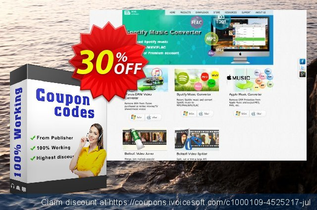 Boilsoft AVI to DVD Converter discount 30% OFF, 2021 Happy New Year sales