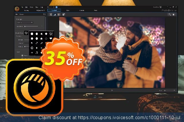 PhotoDirector 11 discount 35% OFF, 2020 Back to School shopping sales