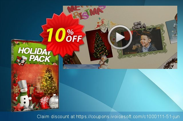 Holiday Magic Style Pack discount 10% OFF, 2020 Back to School deals discount