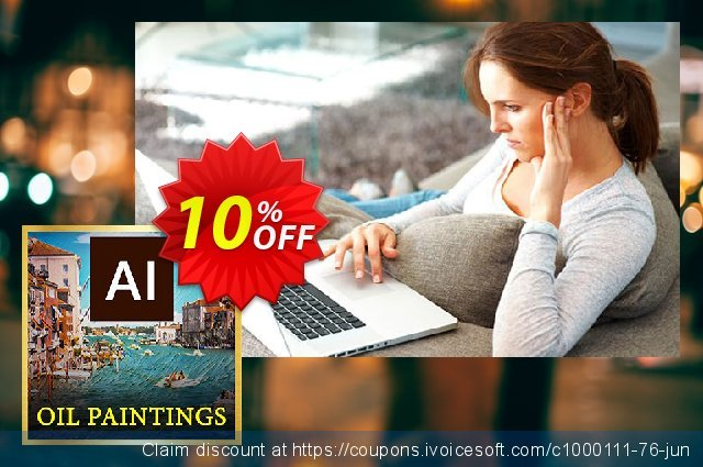 Oil Paintings AI Style Pack discount 10% OFF, 2020 Halloween offering sales