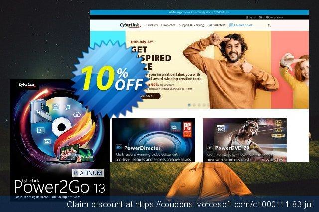 Holiday DVD Menus Pack Vol. 2 for Power2Go & PowerProducer discount 10% OFF, 2020 Halloween discounts