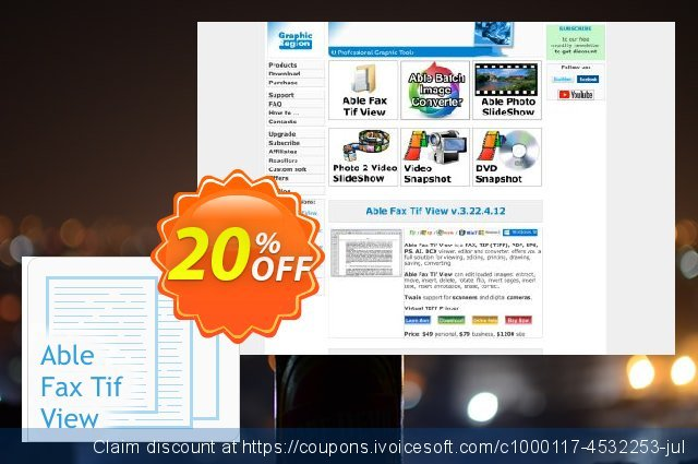 Able Fax Tif View discount 20% OFF, 2021 New Year's Day offering sales