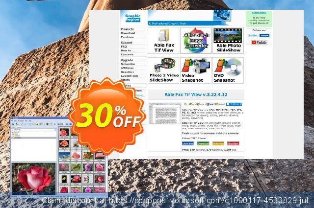 Able Image Browser discount 30% OFF, 2021 Labour Day offering sales. Able Image Browser imposing offer code 2021