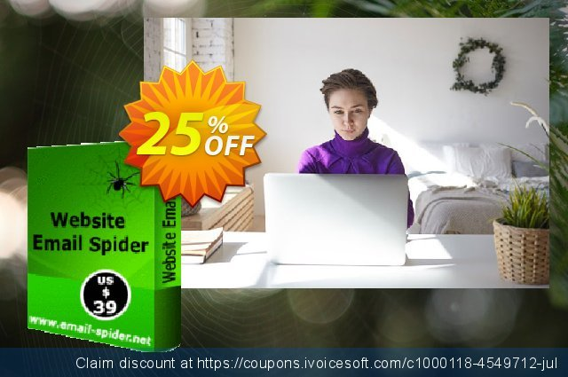 LantechSoft Website Email Spider discount 25% OFF, 2020 Back to School promotion offering sales