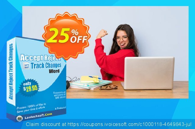 LantechSoft Accept Reject Track Changes Word discount 25% OFF, 2020 Halloween offering sales