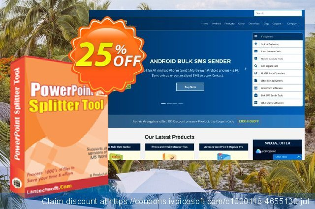 PowerPoint Splitter Tool discount 10% OFF, 2019 College Student deals sales