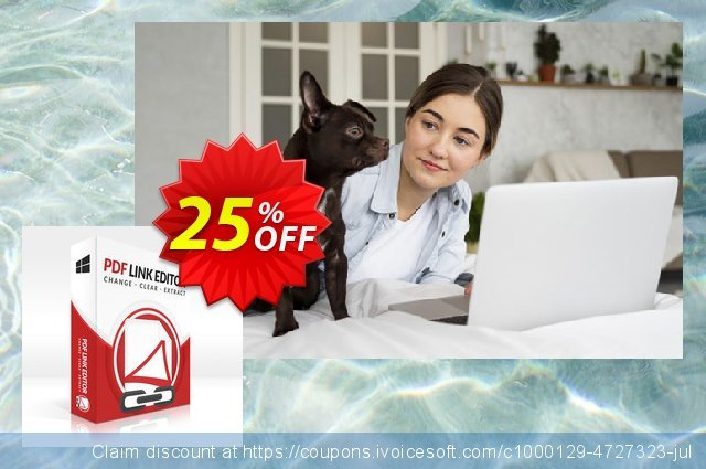 PDF Link Editor Pro discount 25% OFF, 2021 January promotions