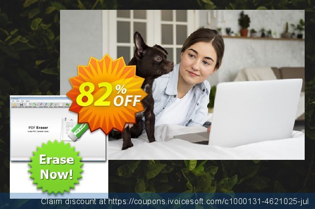 Reezaa PDF Eraser PRO discount 11% OFF, 2019 Father's Day discount