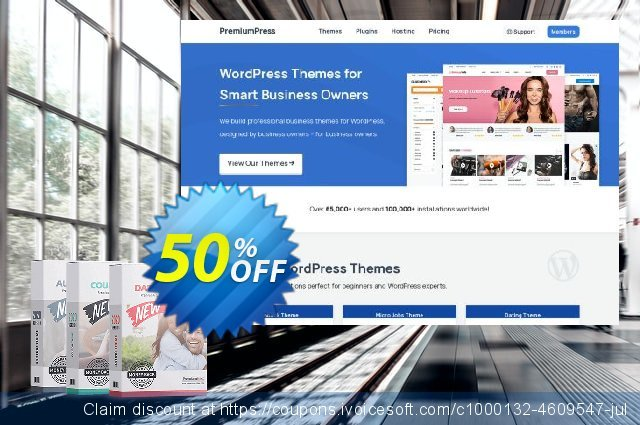 PremiumPress Responsive Music Theme discount 69% OFF, 2020 Happy New Year offering sales