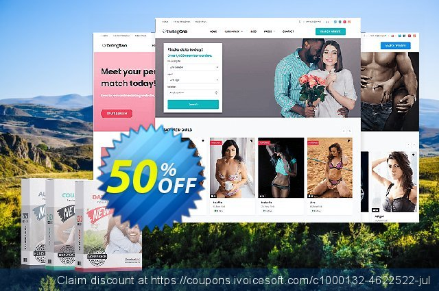 PremiumPress Responsive Dating Theme discount 70% OFF, 2020 College Student deals discounts