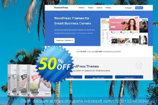 PremiumPress Business Directory Theme discount 75% OFF, 2019 Back to School offer discount