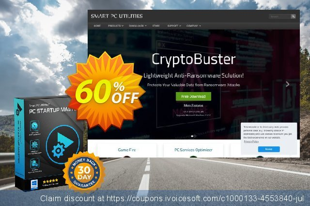 PC Startup Master 3 PRO discount 57% OFF, 2020 Halloween discounts