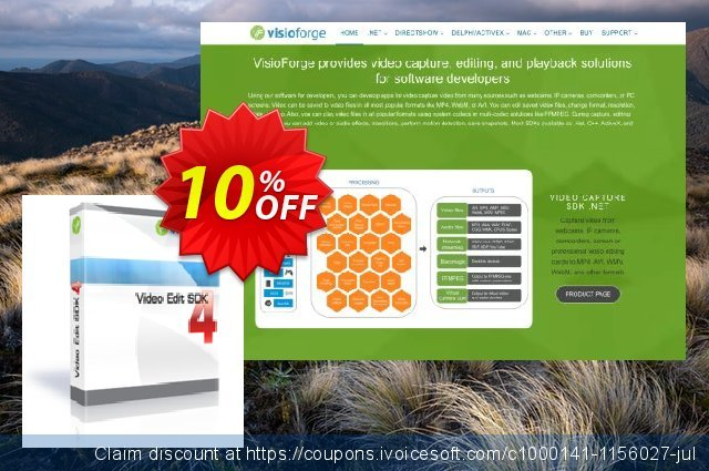 Video Edit SDK Professional with Source Code - One Developer discount 10% OFF, 2020 Halloween promotions