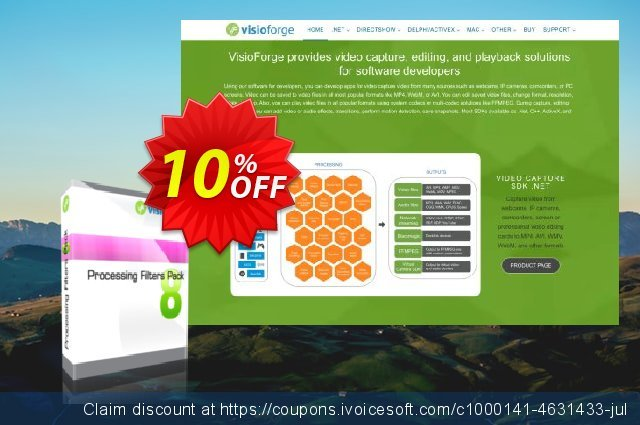 Processing Filters Pack - One Developer discount 10% OFF, 2020 Halloween deals
