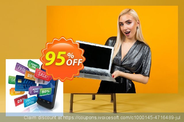 Get 95% OFF SILVER package promotions